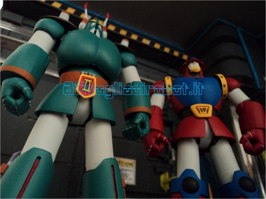 ASTROROBOT MODELLINI, ASTRO ROBOT CM'S
