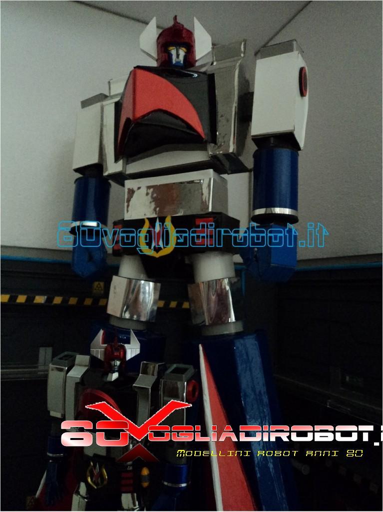 DANGUARD 80vogliadirobot e DANGUARD YAMATO 2
