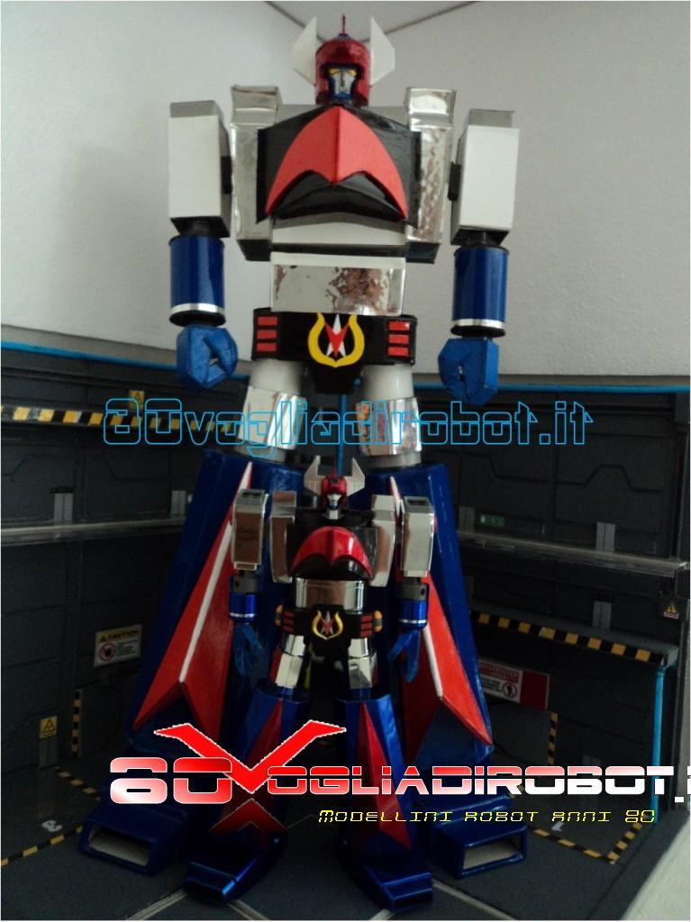 DANGUARD 80vogliadirobot e DANGUARD YAMATO