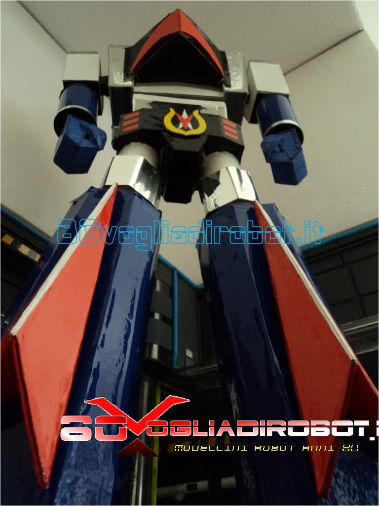 DANGUARD ROBOT FATTO A MANO BY 80vogliadirobot 3