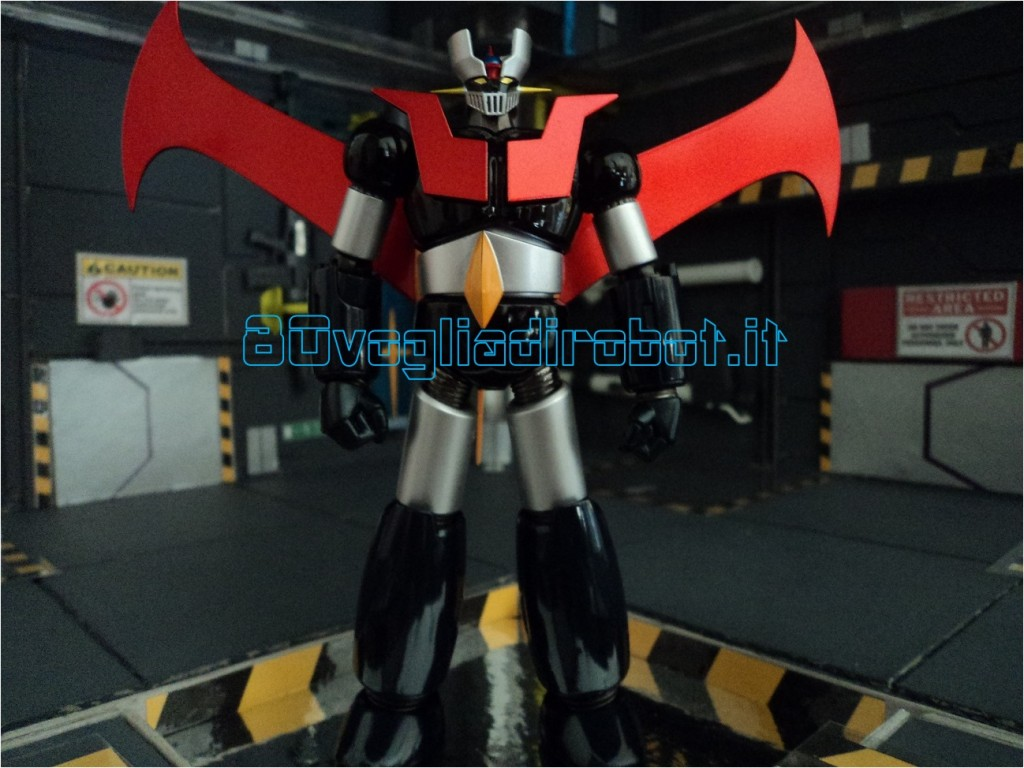 MAZINGA Z SUPER ROBOT CHOGOKIN BANDAI