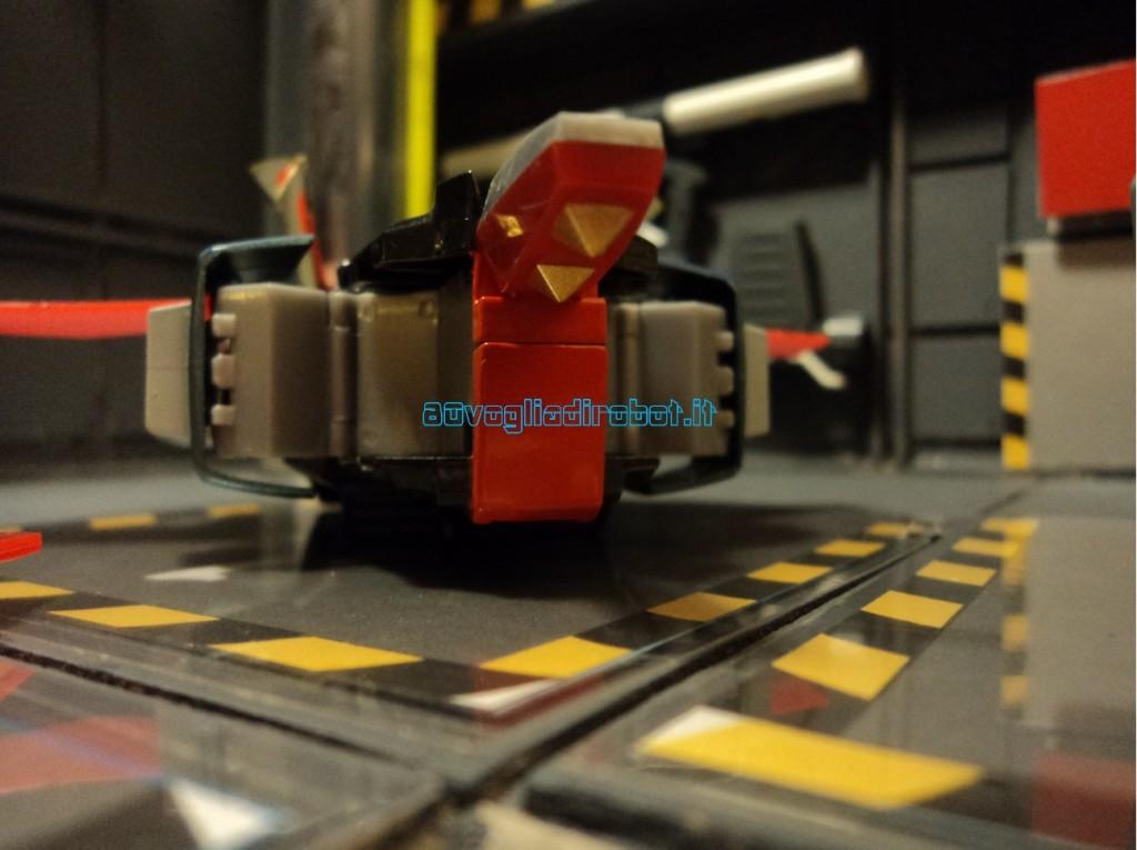 Baldios modellino cm s brave modellini robot
