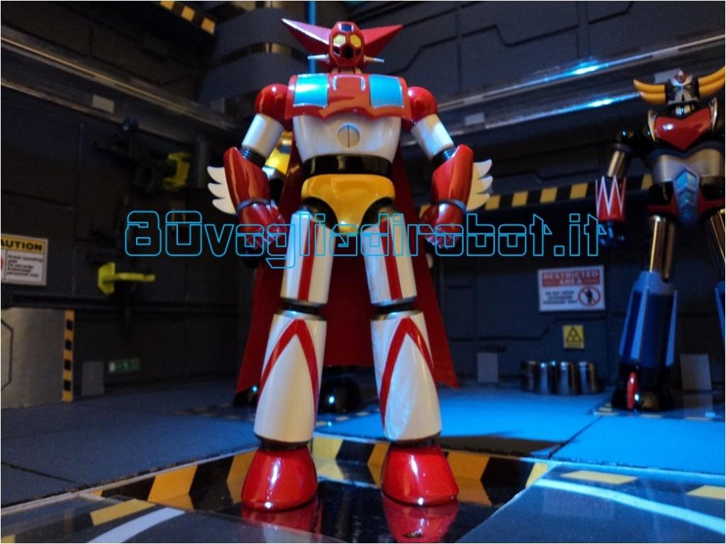 GETTER ROBOT MODELLINO, GETTER ROBOT 1 GX 06 BANDAI