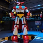 GETTER ROBOT 1 GX 06 BANDAI modellino