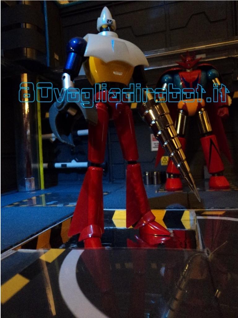 GETTER ROBOT 2 GX 06 BANDAI