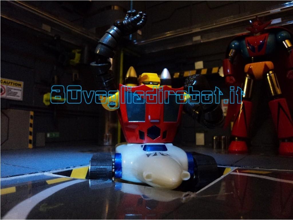 GETTER ROBOT 3 GX 06 BANDAI