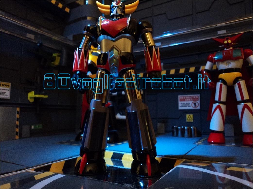 Goldrake modellino gx modellini robot anni