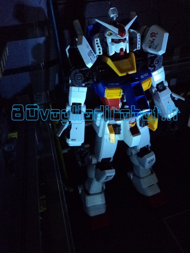 GUNDAM RX 78 PERFECT GRADE BANDAI 80vogliadirobot