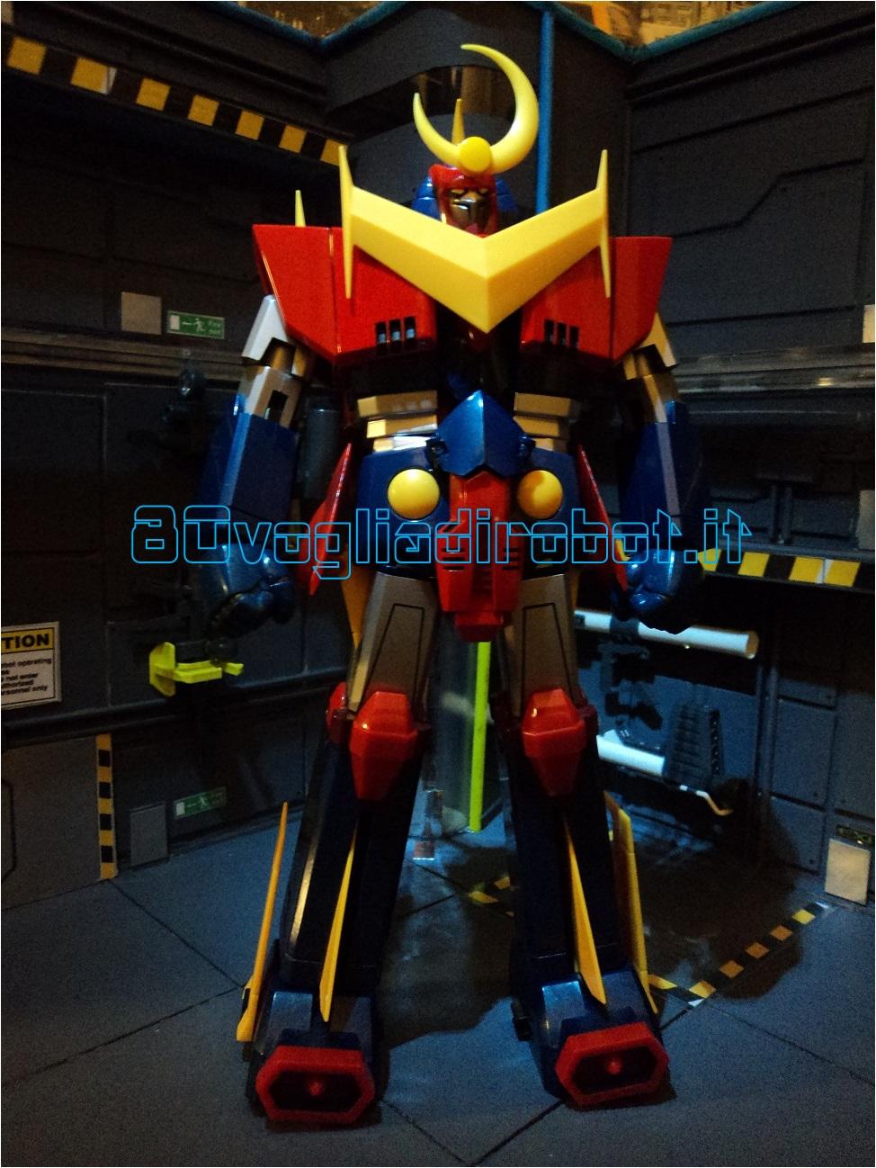Zambot modellino gx bandai modellini robot