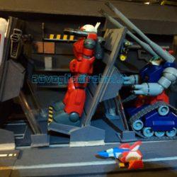 WHITE BASE GUNDAM DIORAMA 80vogliadirobot 2