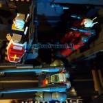 GUNDAM DIORAMA WHITE BASE DIORAMA 80vogliadirobot