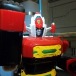 Daimos GX 43 bandai modellini robot anni 80 3