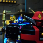 god sigma gx 60 BANDAI modellini robot anni 80 6