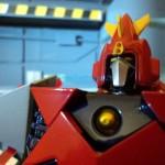 vultus 5 GX 31 Bandai modellini robot anni 80 3