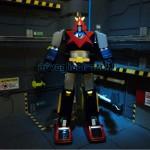 vultus 5 GX 31 Bandai modellini robot anni 80 2