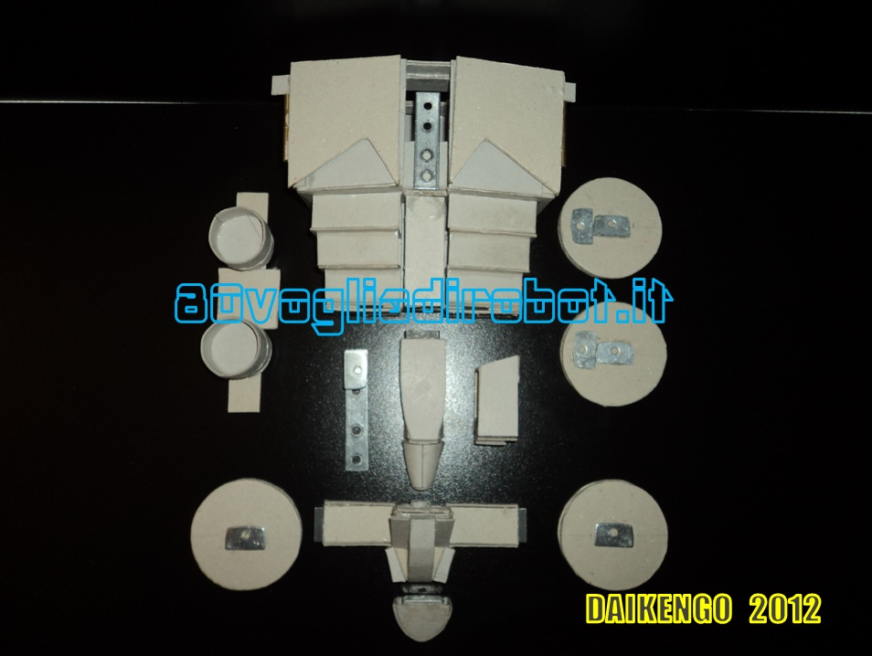 Daiken Buggy progetto immagini