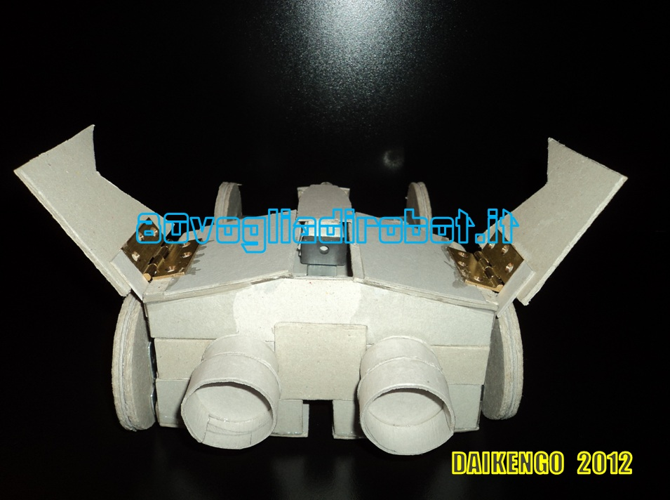 Daiken Buggy progetto immagini 5