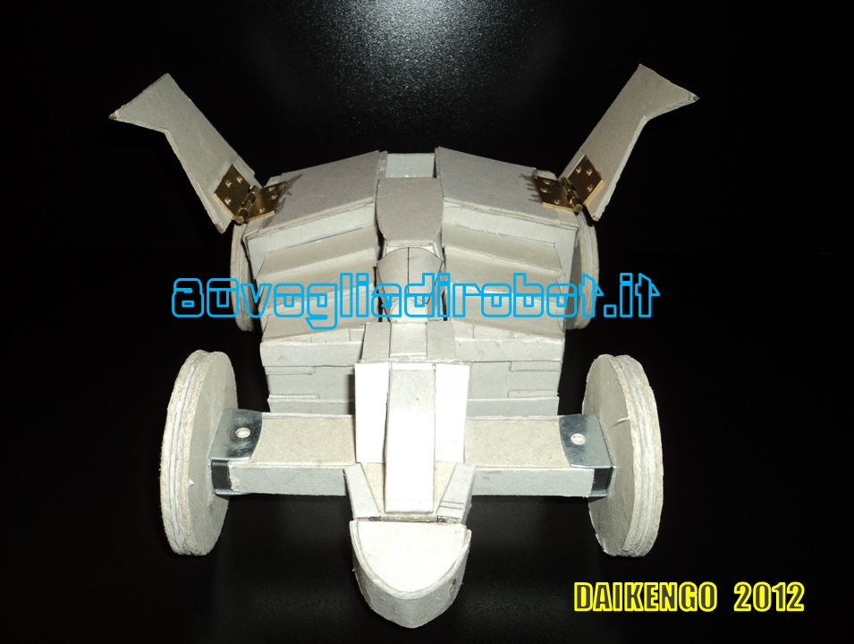 Daiken Buggy progetto immagini 2