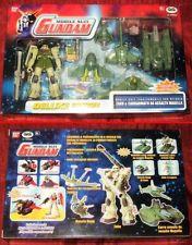 GIG BANDAI 2001 MOBILE SUIT ZAKU & CARRARMATO DA ASSALTO MAGELLA