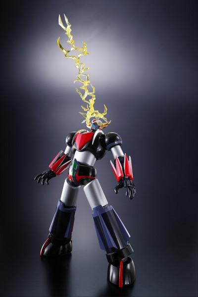 goldrake bandai super robot chogokin