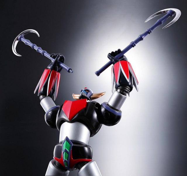 goldrake super robot chogokin 3