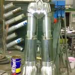 goldrake-jumbo-acciaio-inox-costruzione-gambe-2