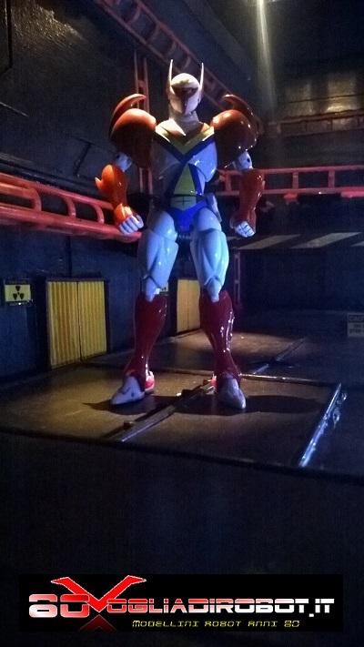 tekkaman Pegas Cm's hamgar robot