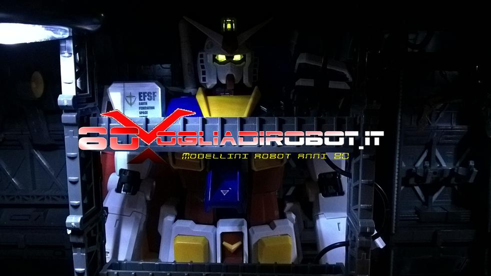 robot anni 80 da collezione