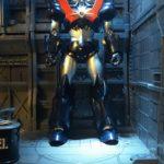 modellino robot mazinkaiser GX 75
