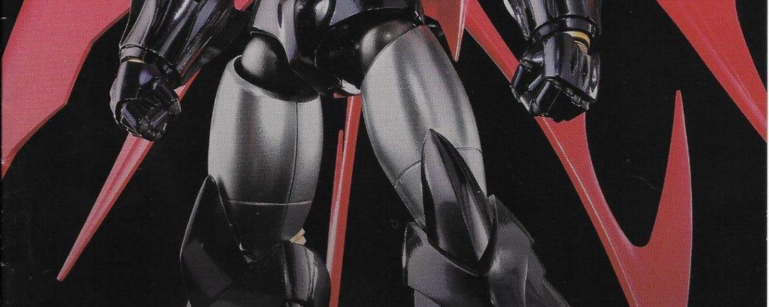 modellino robot mazinkaiser GX 75 Bandai